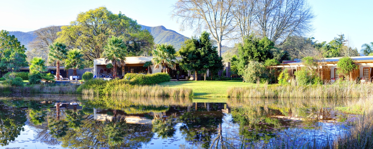 Lilypond Country Lodge, Accommodation Tsitsikamma
